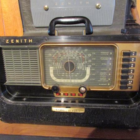 ANTIQUE ZENITH RADIO, used for sale  Canada