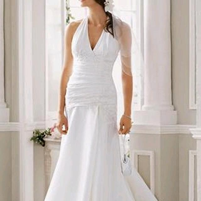 Best David\'s Bridal Wedding Gown *new With Tags* *unaltered* for ...
