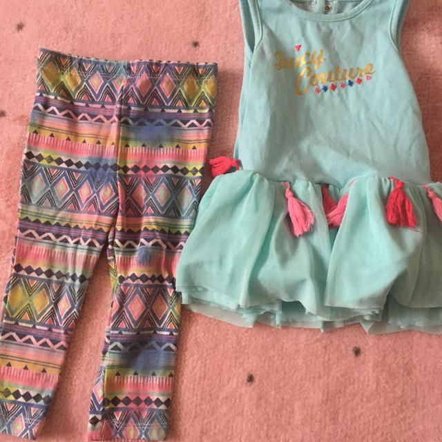 8e99d4ae4 Best Juicy Couture Baby Girl Outfit for sale in Airdrie, Alberta for 2019