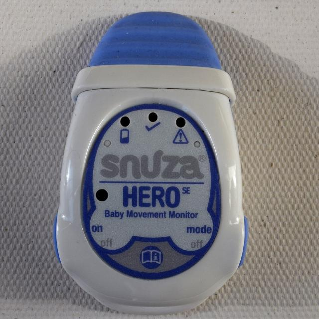 Find More Snuza Hero Portable Baby Movement Monitor For Sale At Up