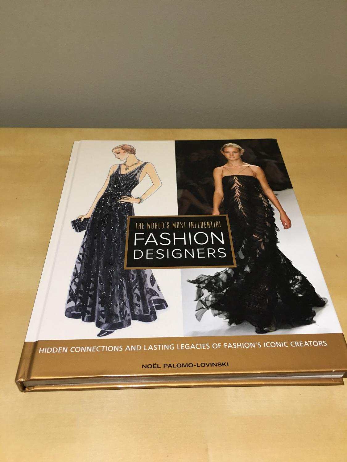Find More The World S Most Influential Fashion Designers Coffee Table Book For Sale At Up To 90 Off