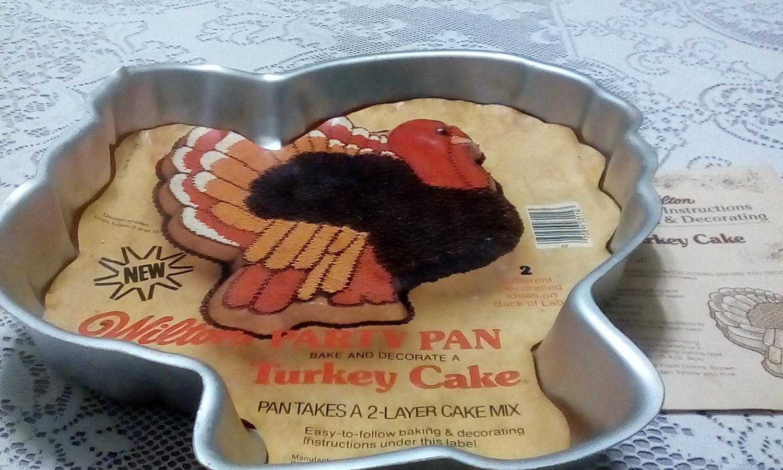 Turkey   cakeista's cake platoon.