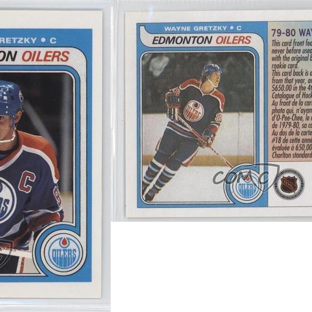 classic fit 36067 d94b4 1992-93 OPC #220 WAYNE GRETZKY EDMONTON OILERS O-PEE-CHEE--MINT--PRICE  DROP! !!