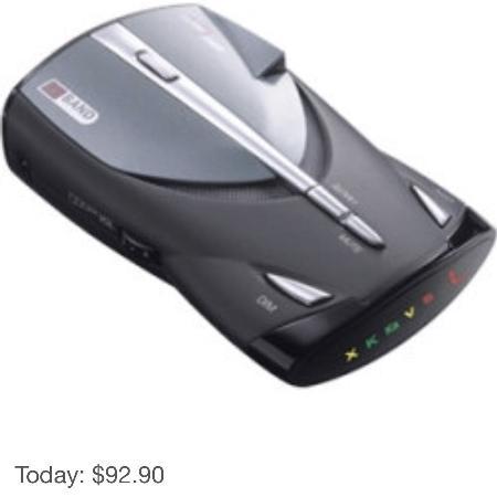 360 12 band laser/ radar detector for sale  Canada