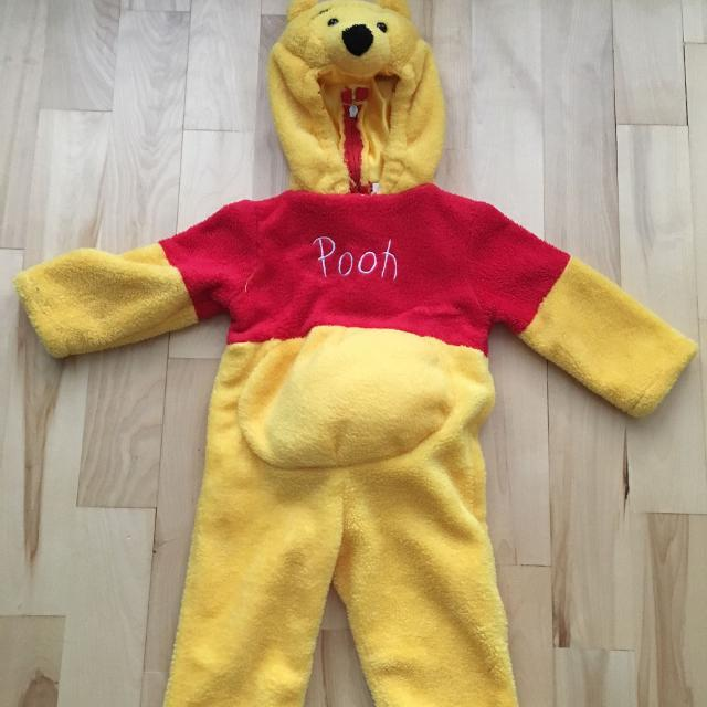 680a87d4f802 Find more Winnie The Pooh Costume (12-18 Months) for sale at up to ...