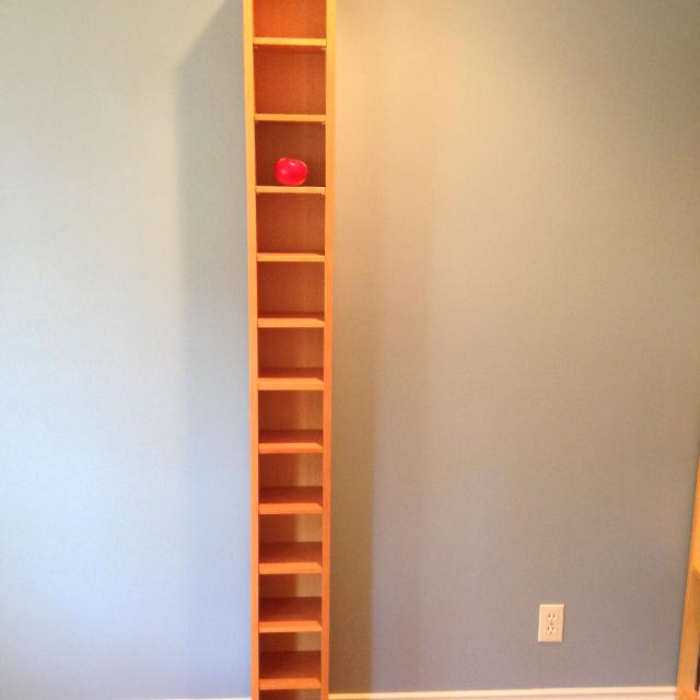 Find more price reduction ikea gnedby cd dvd shelving - Ikea porta cd billy ...