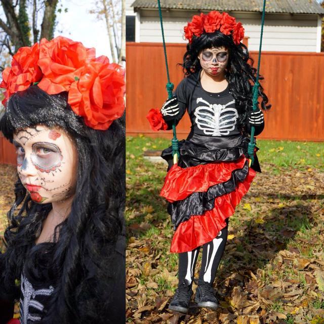 katrina costume