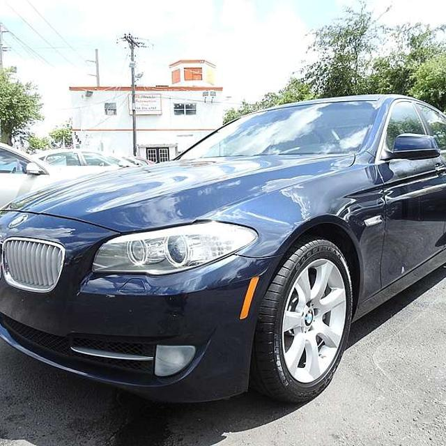 Best 2011 Bmw 5 Series For Sale In Hollywood, Florida For 2019