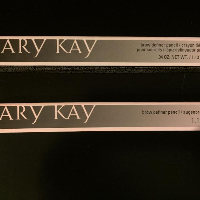 Best Mary Kay Brow Definer Pencil Blonde And Classic Blonde For
