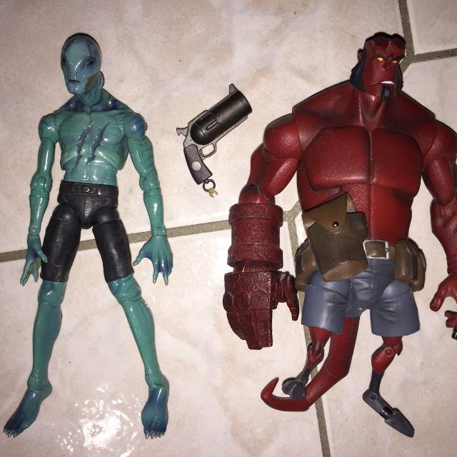 Best Action Figures 2019 Best Hellboy Action Figures for sale in Richmond Hill, Ontario for