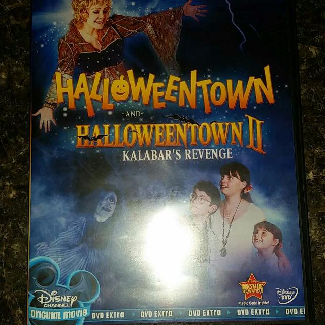 halloweentown and halloweentown 2