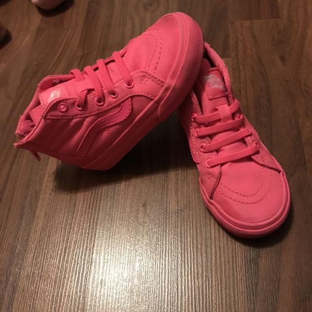 cdce3002686491 Find more Hot Pink High Top Vans for sale at up to 90% off
