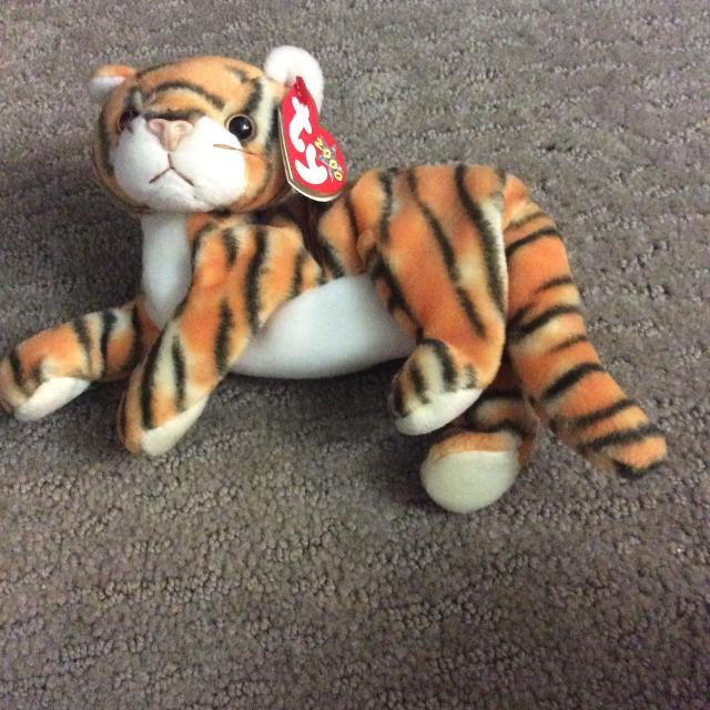 Best India The Ty Beanie Baby Tiger for sale in Calgary 3b6d3656913
