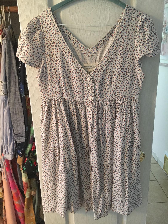 Best It Beverly Marsh Denim Amp Supply Babydoll Dress For