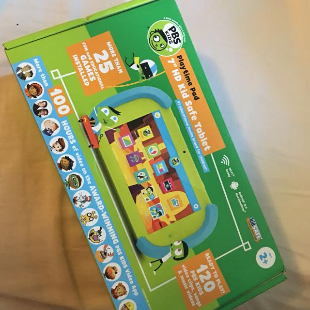 Find More Brand New In Box Pbs Kids Tablet For Sale At Up To 90 Off