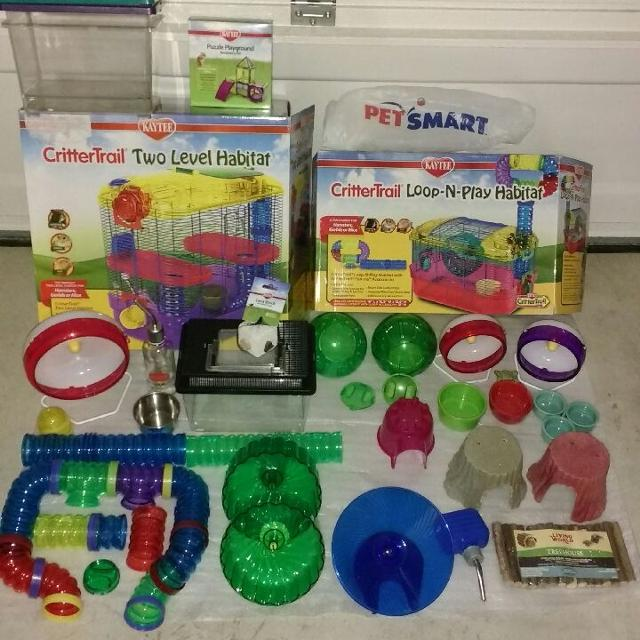 best kaytee crittertrail hamster supplies for sale in the beaches