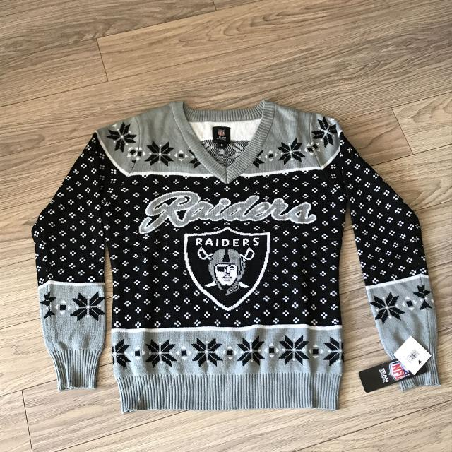 Find More Oakland Raiders Ugly Christmas Sweater For Sale At Up To