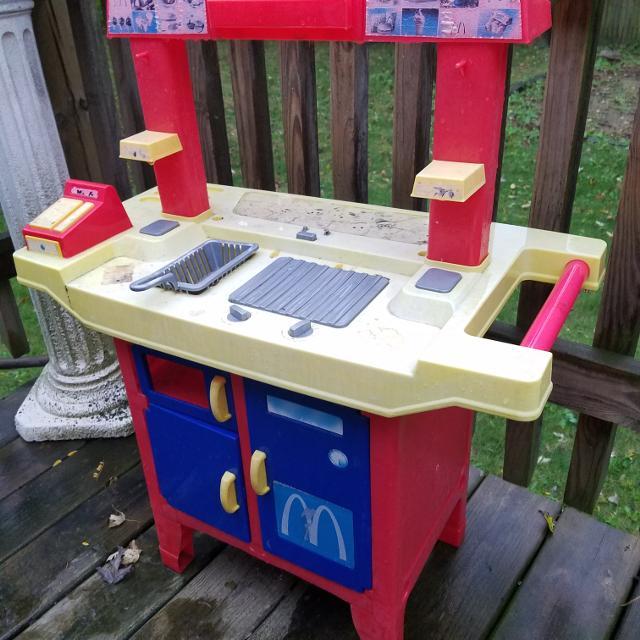 Mcdonald S Play Kitchen