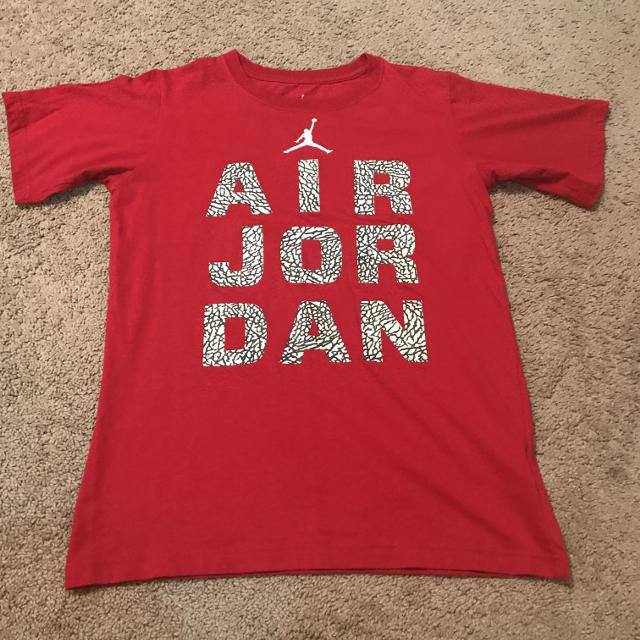 03f43ad1364 Find more Boys Youth Large Air Jordan Shirt for sale at up to 90% off