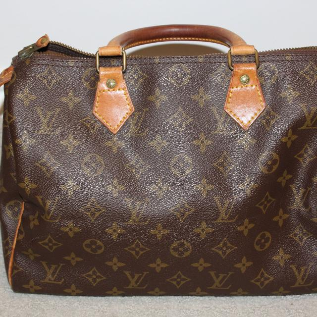 28f261675ae7 Find more Authentic Louis Vuitton Speedy 30 Bag for sale at up to 90 ...