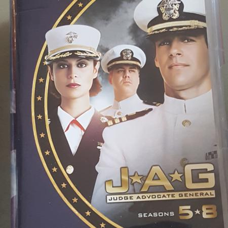 J*A*G tv series season 5-8, used for sale  Canada