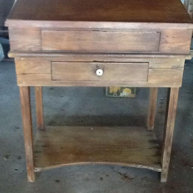 Antique stand up desk - Best Antique Stand Up Desk For Sale In St. Charles, Illinois For 2018
