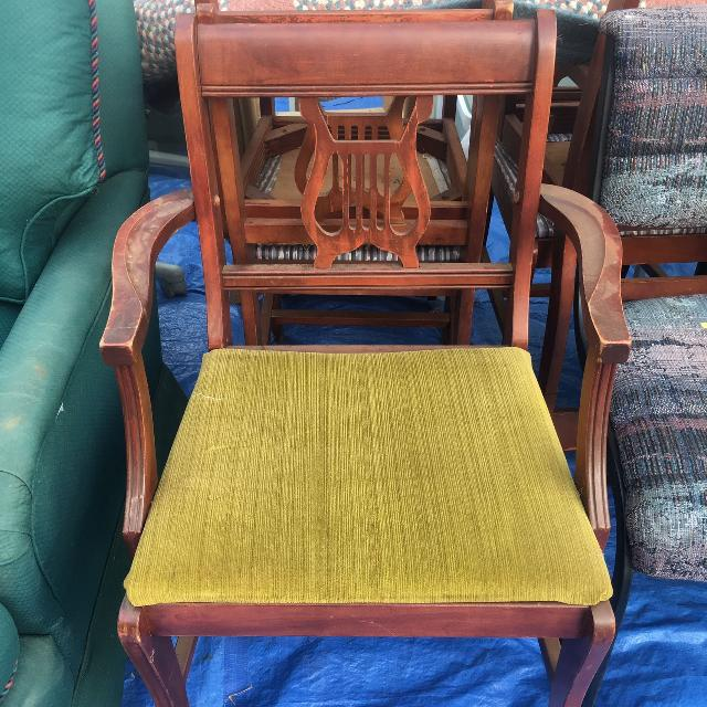 Set of 5 Antique Chairs - Find More Set Of 5 Antique Chairs For Sale At Up To 90% Off