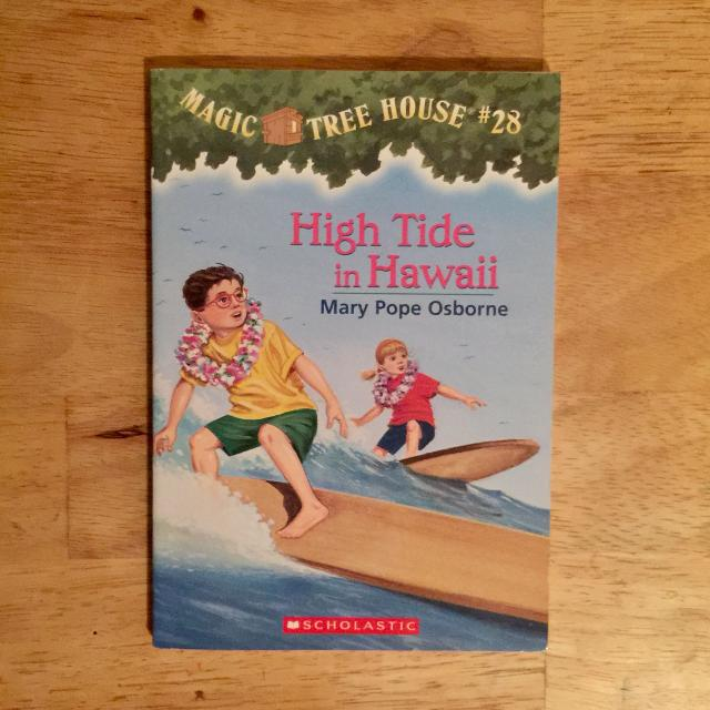 Best Magic Tree House 28 High Tide In Hawaii For Sale In Potranco