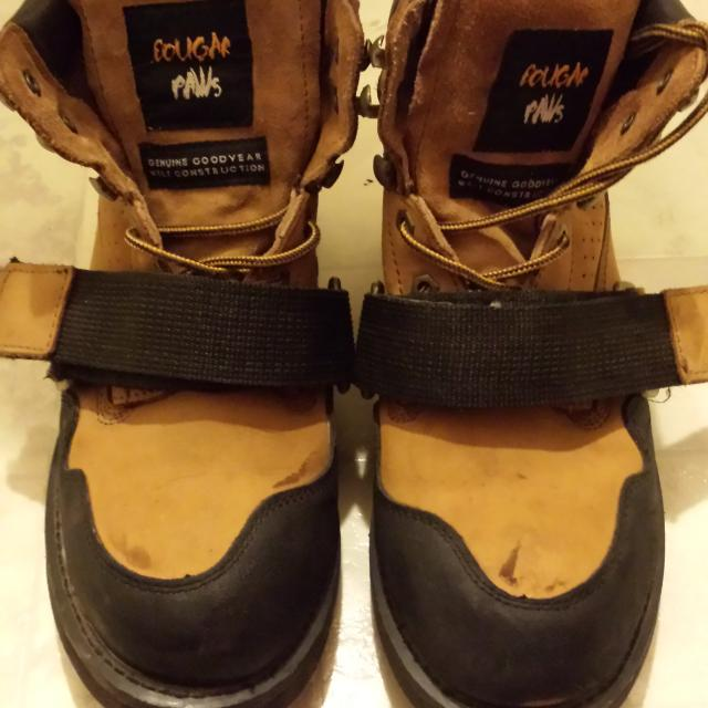 Best Cougar Paw Roofing Shoes For Sale In Sumter South Carolina For 2020