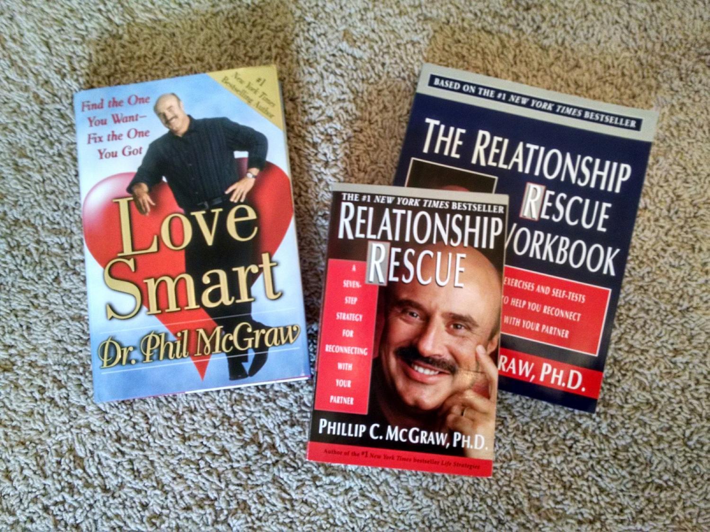 Dr Phil Books
