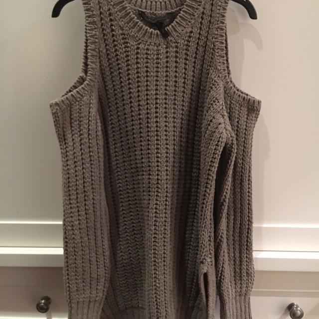 Find More Bcbg Cable Knit Sleeveless Sweater For Sale At Up To 90 Off