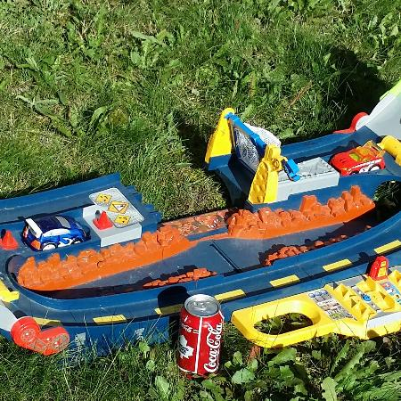 Playskool Speedstars Halfpipe Highway... for sale  Canada
