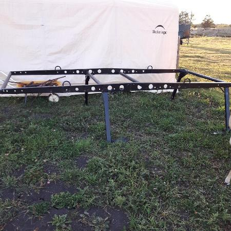 Used, Utility truck rack for sale  Canada