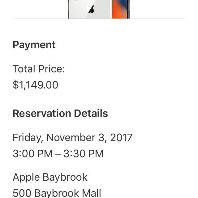 make an appointment at apple store baybrook mall