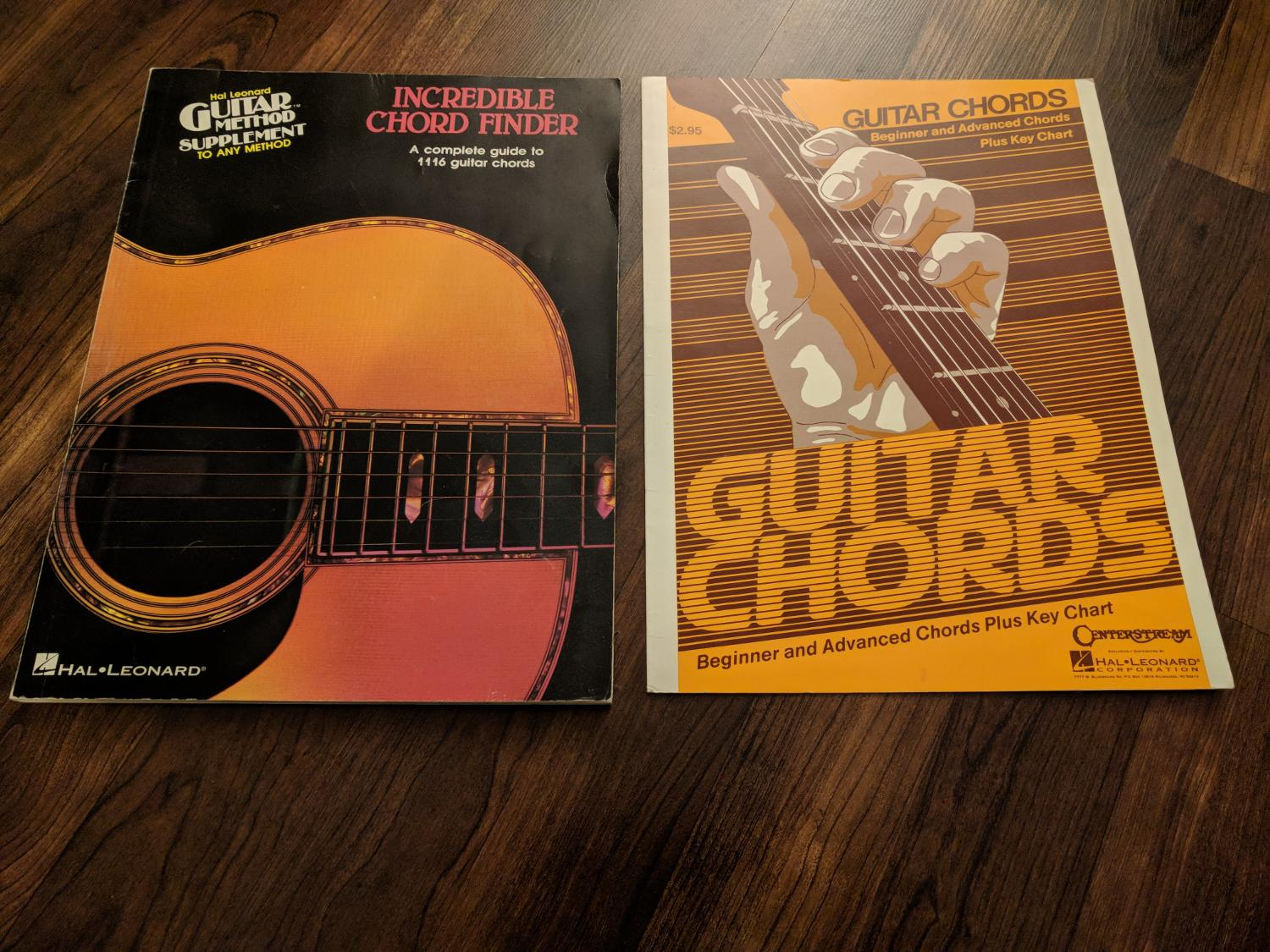 Find More 2 Guitar Chord Books For Sale At Up To 90 Off
