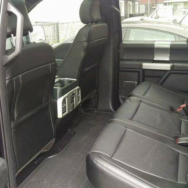 Leather Seats For A 2015 2017 Ford F 150