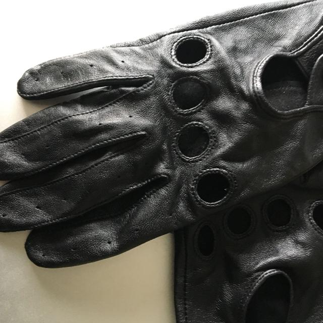 f897614e49a4d Find more **price Drop**?danier Black Leather Driving Gloves for ...