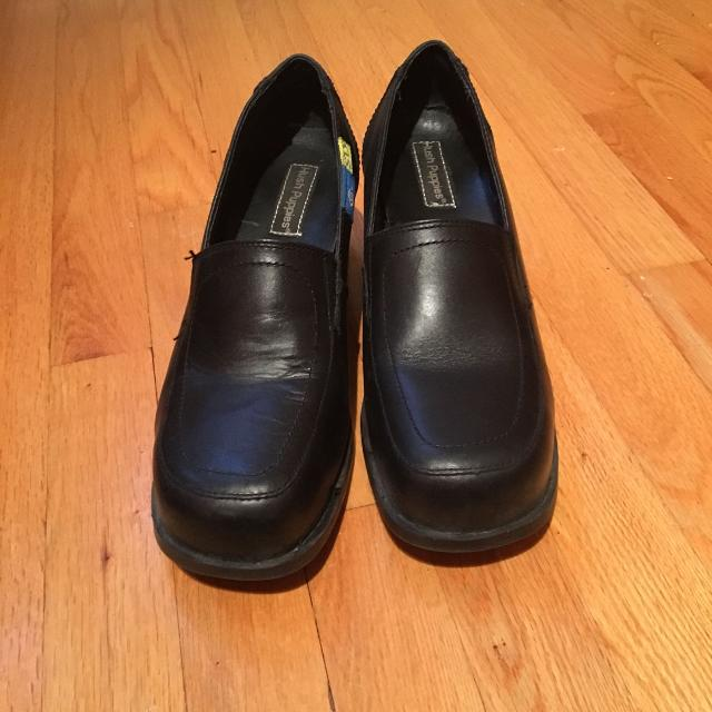 Best Hush Puppies Steel Toe Work Shoes Women Size 95 For Sale In