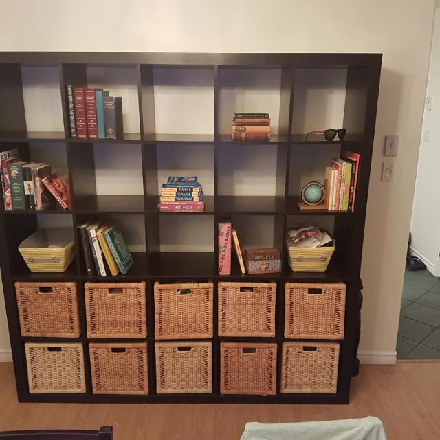 Find More Ikea Kallax Bookcase For Sale At Up To 90% Off