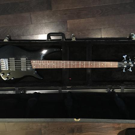 Ibanez SR305DX 5 String Bass Black for sale  Canada