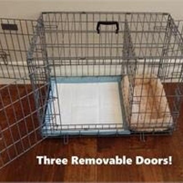 How To Make Your Dog S Crate Smaller