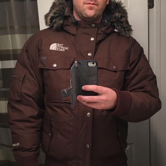 """9423a72a23d28 Find more North Face """"gotham"""" Waterproof Hyvent Down Parka/coat ..."""