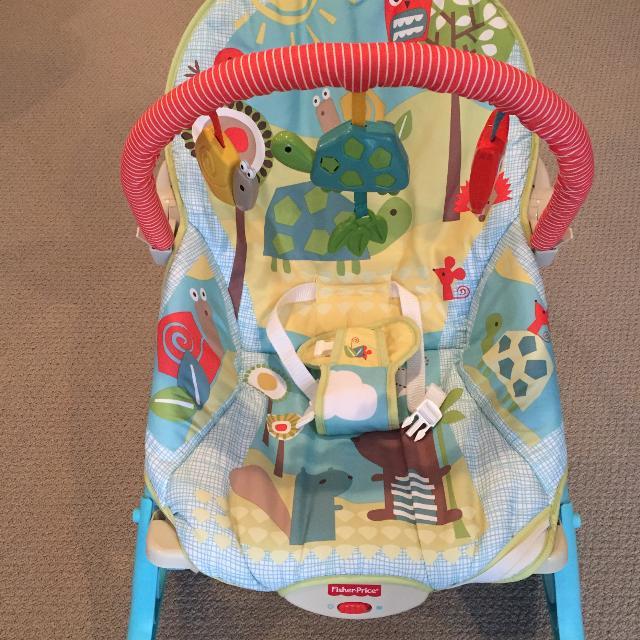 Fisher Price Infant To Toddler Rocker Seat