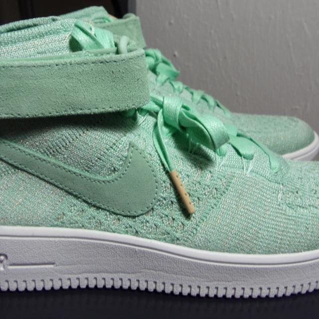 pretty nice 90609 802dd WOMEN'S NIKE AIR FORCE 1 FLYKNIT SIZES 7, 8, 8.5 New and Authentic