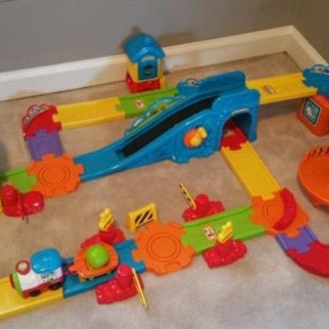 Find More Vtech Go Go Smart Wheels Train Station Playset For Sale