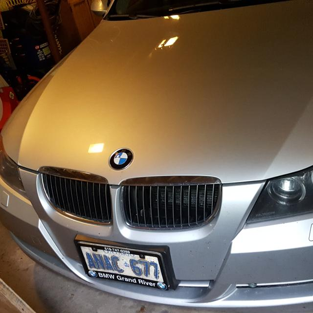 Best 2007 Bmw 335xi For Sale In Hanover, Ontario For 2019