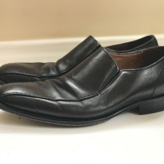 Find More Mens Johnston Murphy Black Italian Leather Dress Shoes