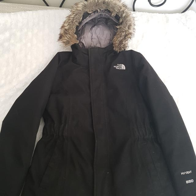 7ebea5331 GIRLS THE NORTH FACE WINTER JACKET