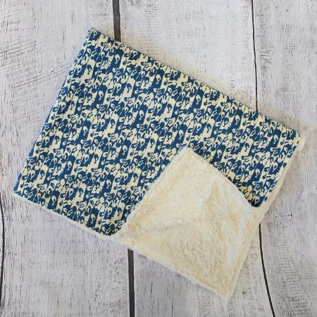 Rabbit and Bird Baby Blanket for sale  Canada