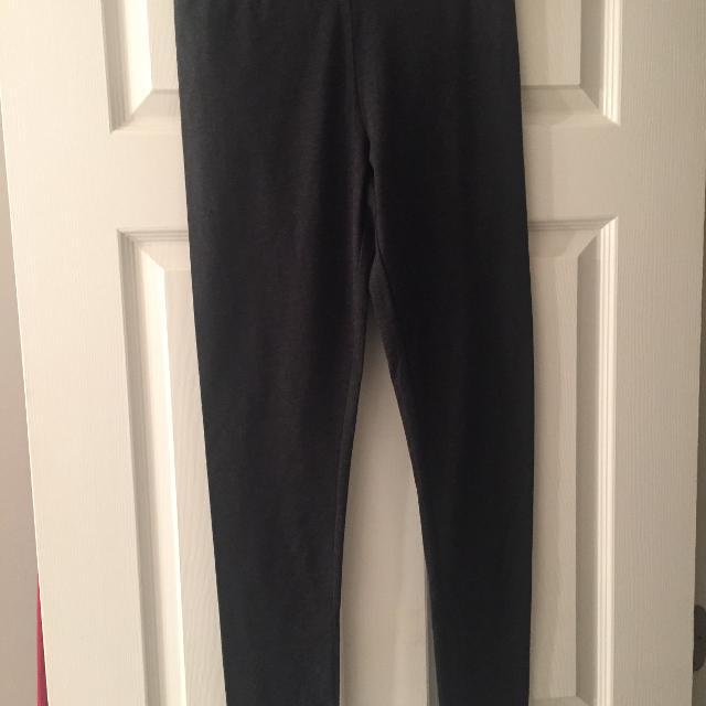 f2d26e89a366b Find more Nwt American Eagle Grey Leggings - Size Medium Long for ...